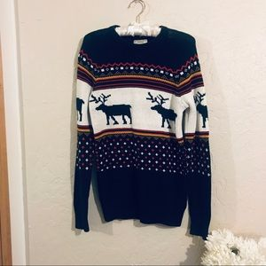 Sweater for all my friends deer sweater size XS